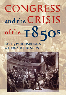 Cover of 'Congress and the Crisis of the 1850s'
