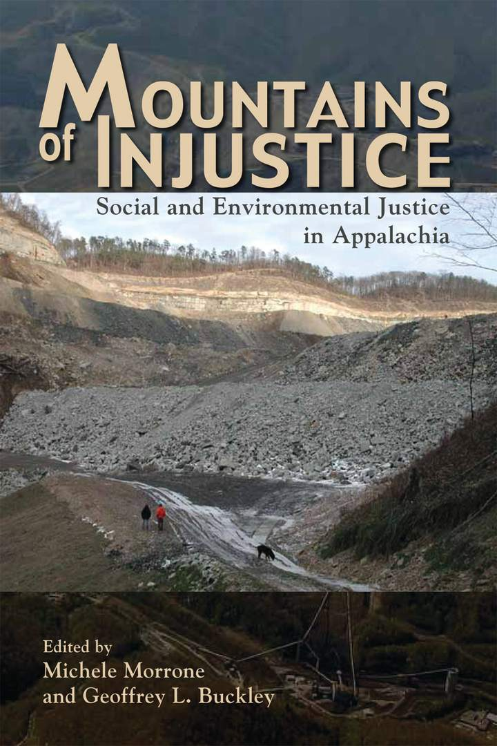 Cover of Mountains of Injustice