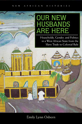 Cover of 'Our New Husbands Are Here'