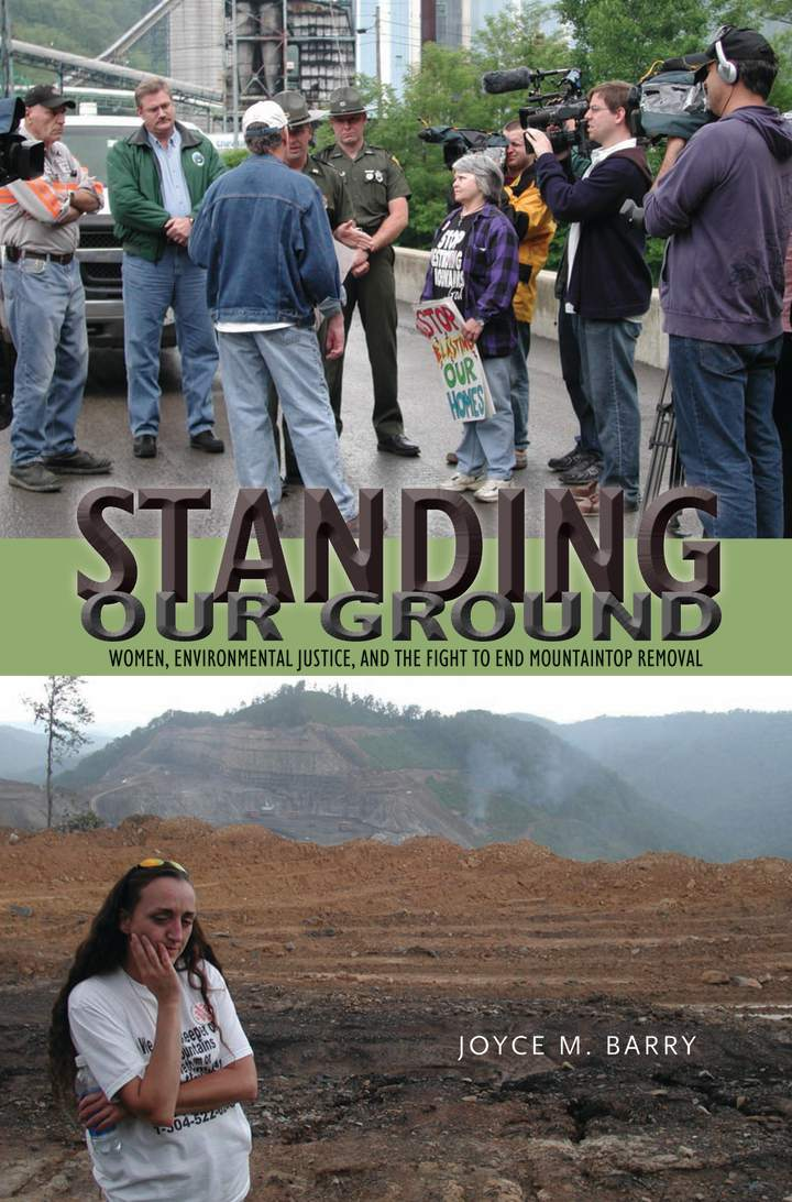 Cover of 'Standing Our Ground'
