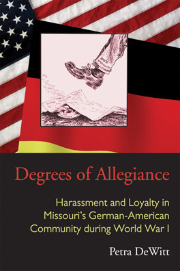 Cover of Degrees of Allegiance
