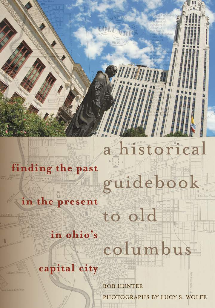 Cover of 'A Historical Guidebook to Old Columbus'