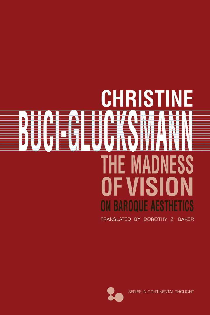 Cover of 'The Madness of Vision'