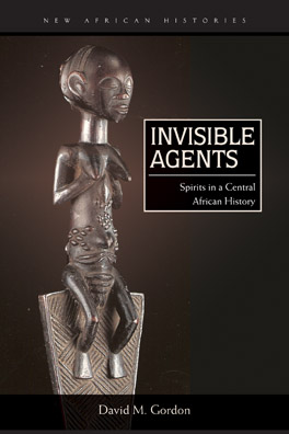 Cover of 'Invisible Agents'