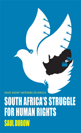 Cover of 'South Africa's Struggle for Human Rights'