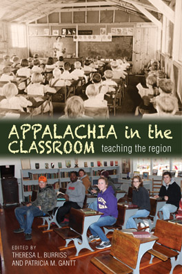 Cover of 'Appalachia in the Classroom'