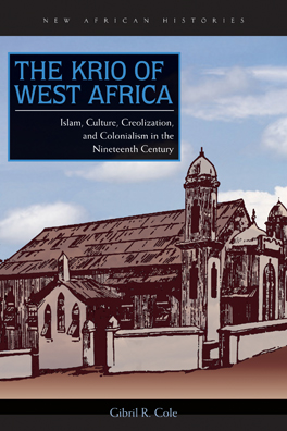 Cover of 'The Krio of West Africa'