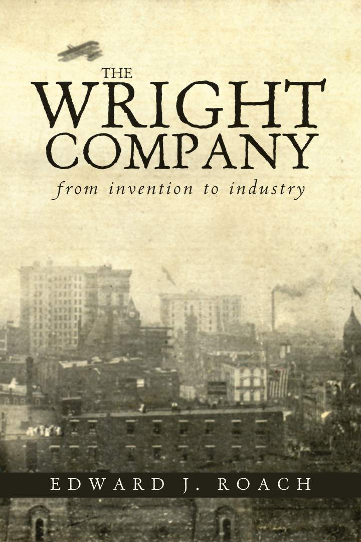 Cover of The Wright Company