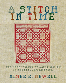 Cover of 'A Stitch in Time'