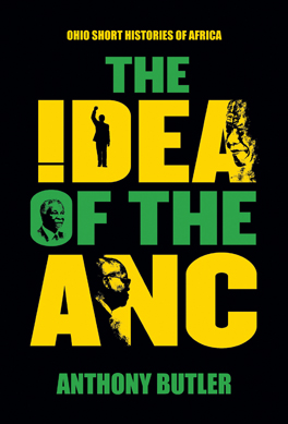 Cover of 'The Idea of the ANC'