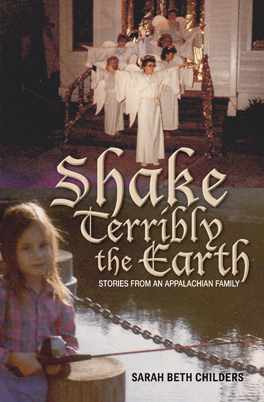 Cover of Shake Terribly the Earth