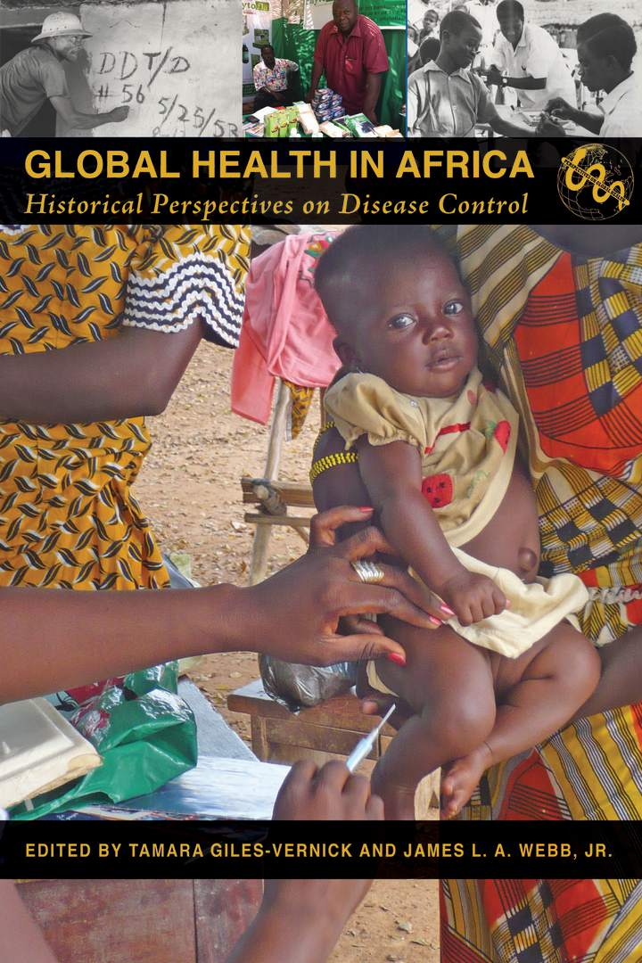 Cover of 'Global Health in Africa'