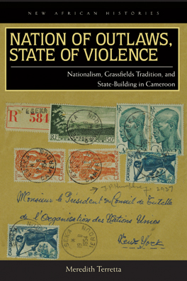 Cover of 'Nation of Outlaws, State of Violence'