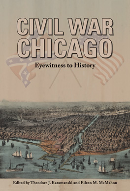 Cover of Civil War Chicago