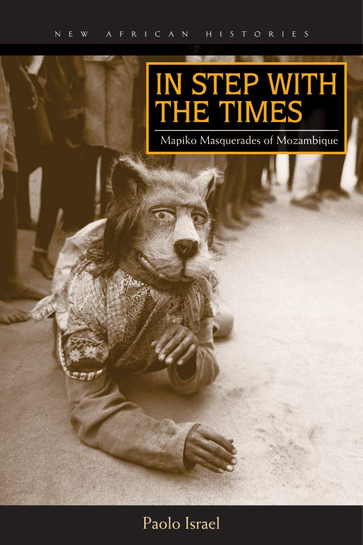 Cover of 'In Step with the Times'