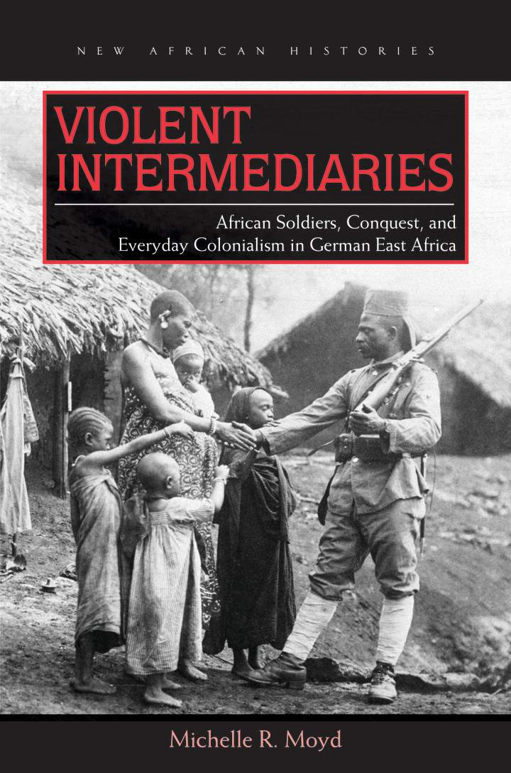 Cover of 'Violent Intermediaries'