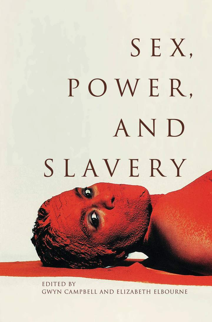 Cover of Sex, Power, and Slavery