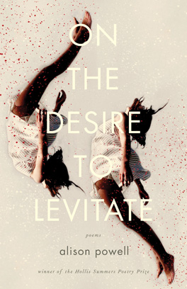 Cover of On the Desire to Levitate