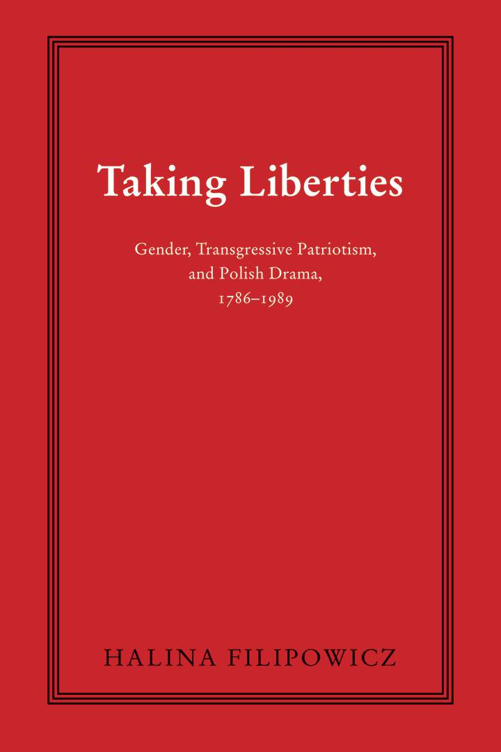 Cover of 'Taking Liberties'