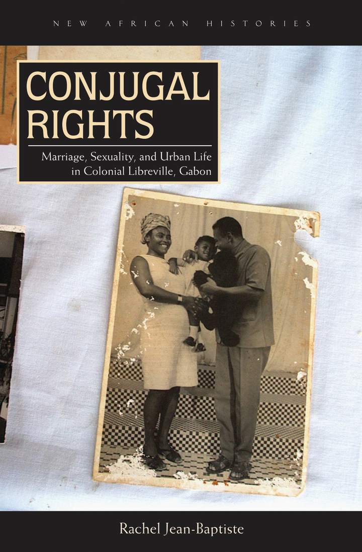 Cover of 'Conjugal Rights'
