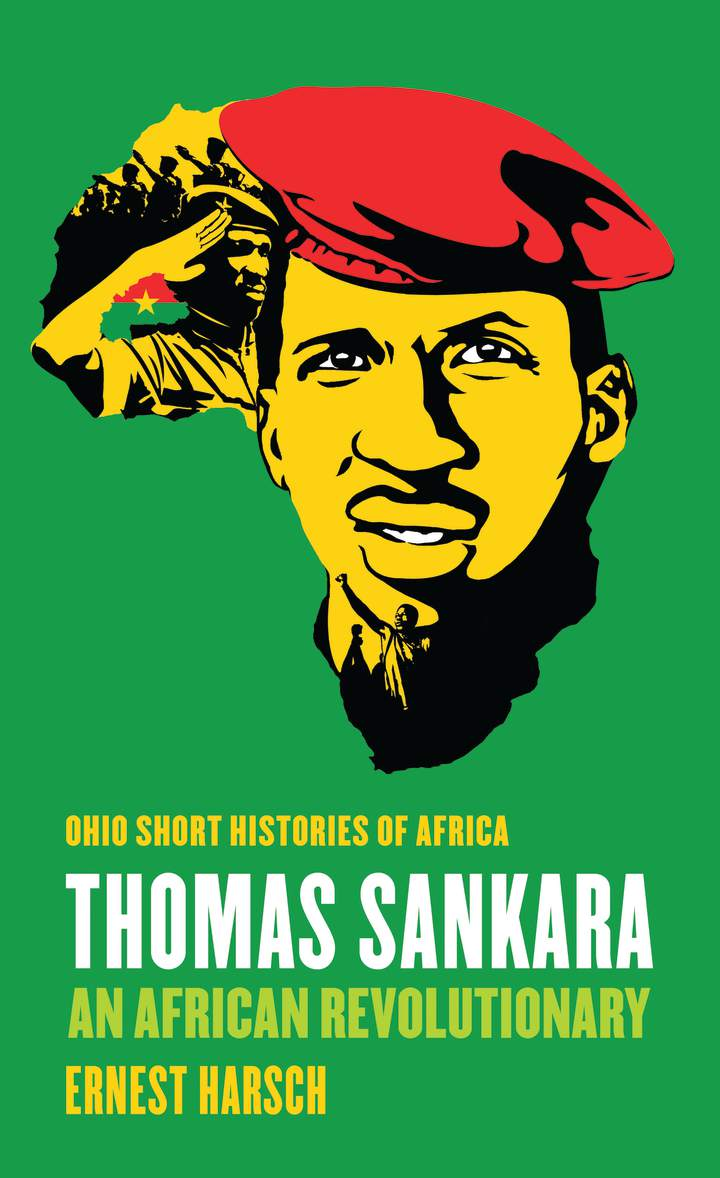 Cover of Thomas Sankara