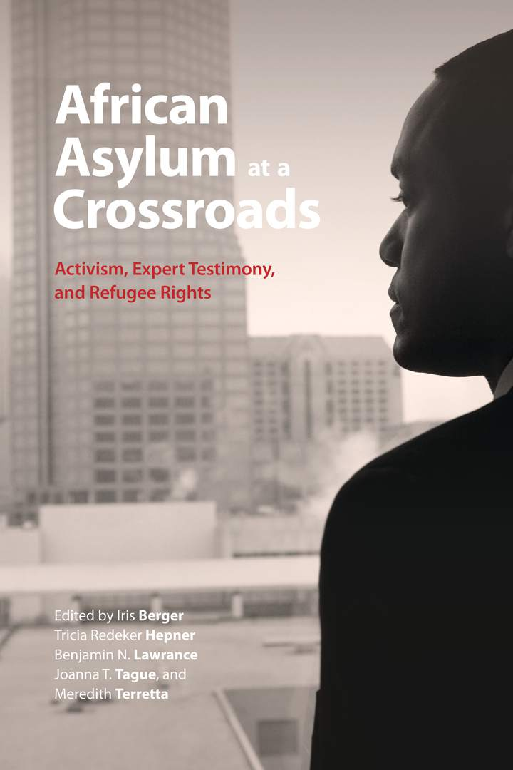 Cover of 'African Asylum at a Crossroads'