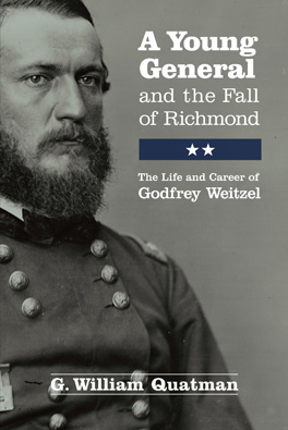 Cover of A Young General and the Fall of Richmond