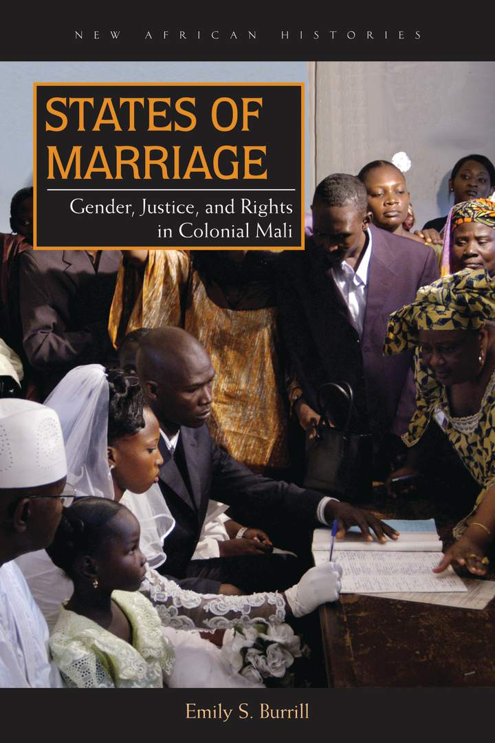 Cover of States of Marriage