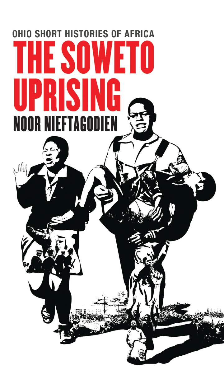 Cover of 'The Soweto Uprising'