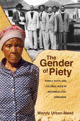 Cover of 'The Gender of Piety'