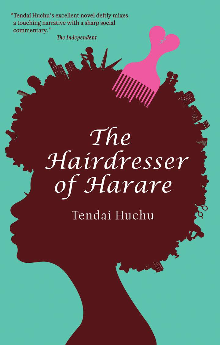 Cover of 'The Hairdresser of Harare'