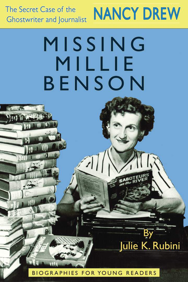 Cover of 'Missing Millie Benson'