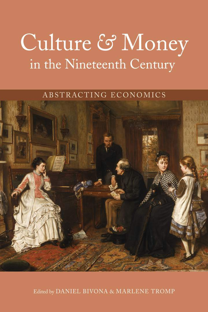 Cover of 'Culture and Money in the Nineteenth Century'