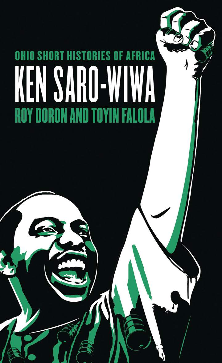 Cover of 'Ken Saro-Wiwa'