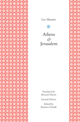 Cover of 'Athens and Jerusalem'