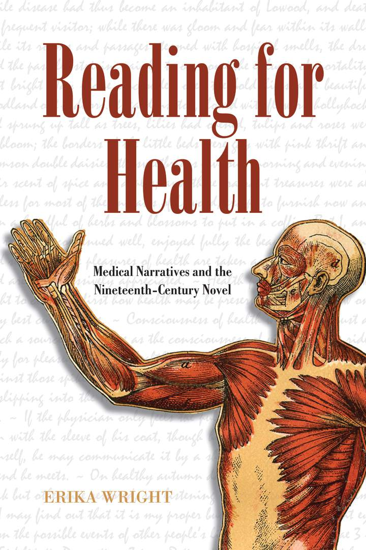 Cover of 'Reading for Health'
