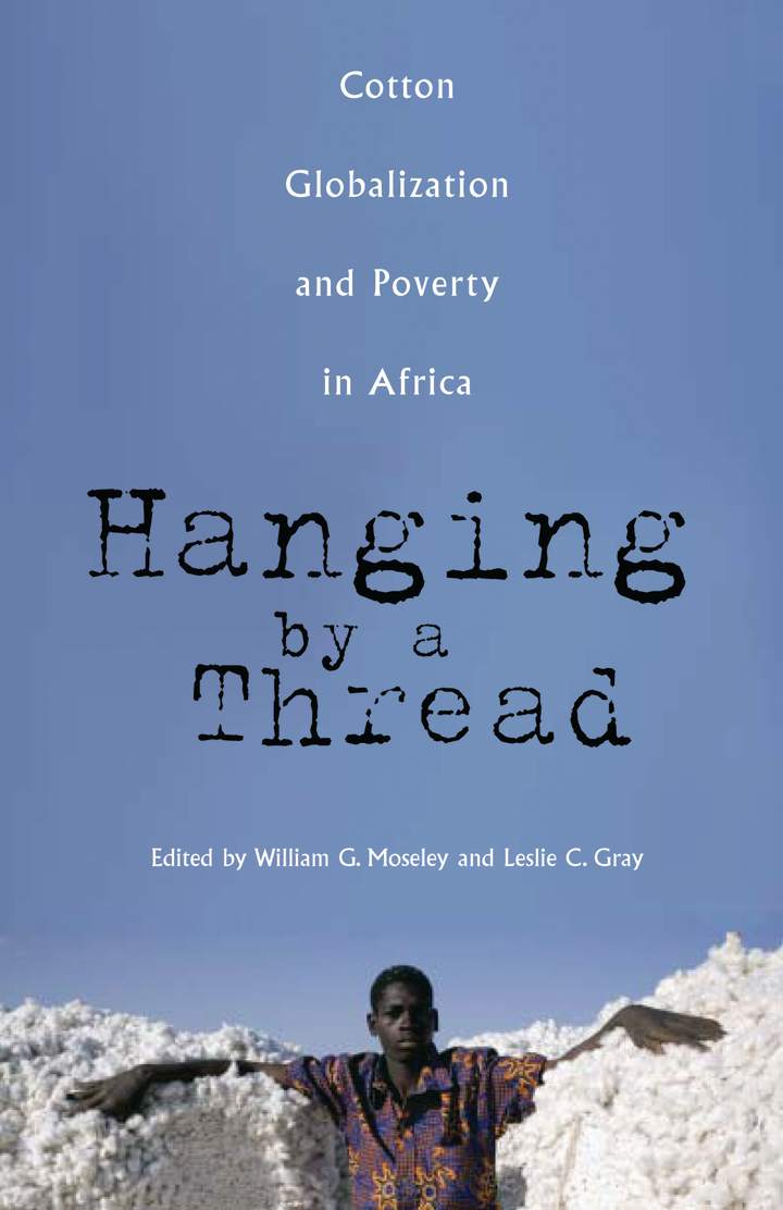 Cover of 'Hanging by a Thread'