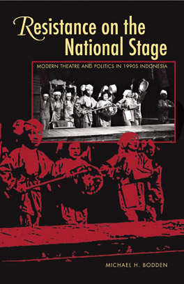 Cover of Resistance on the National Stage