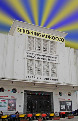 Cover of 'Screening Morocco'