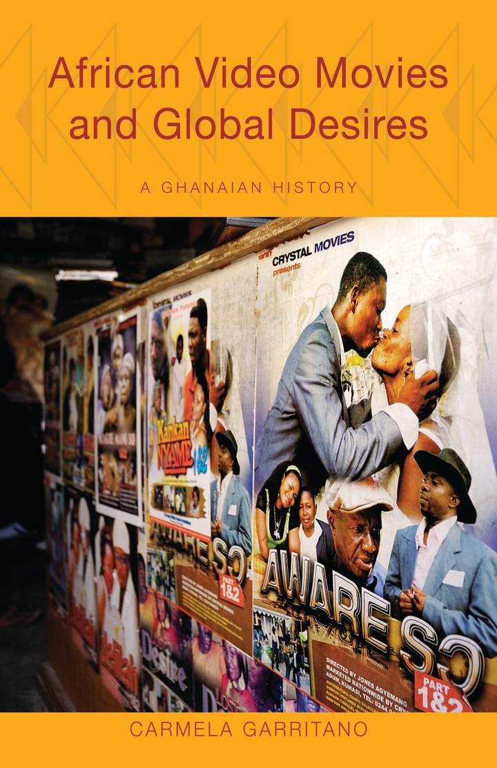 Cover of 'African Video Movies and Global Desires'