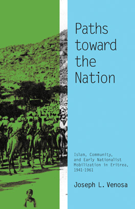 Cover of Paths toward the Nation