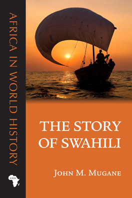 Cover of 'The Story of Swahili'