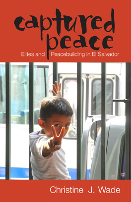 Cover of Captured Peace