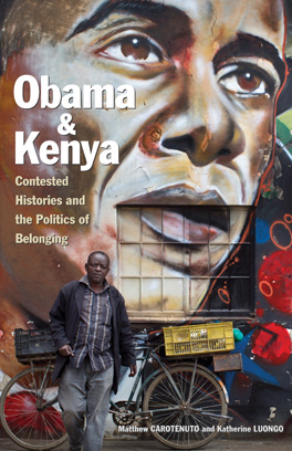 Cover of 'Obama and Kenya'