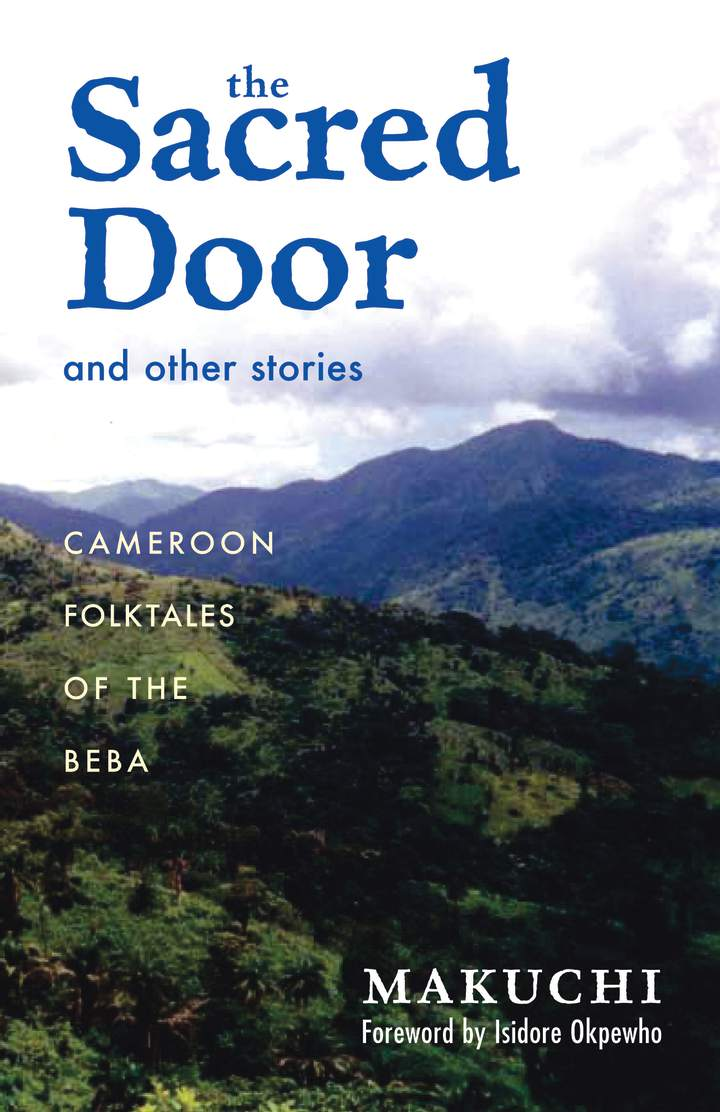 Cover of 'The Sacred Door and Other Stories'