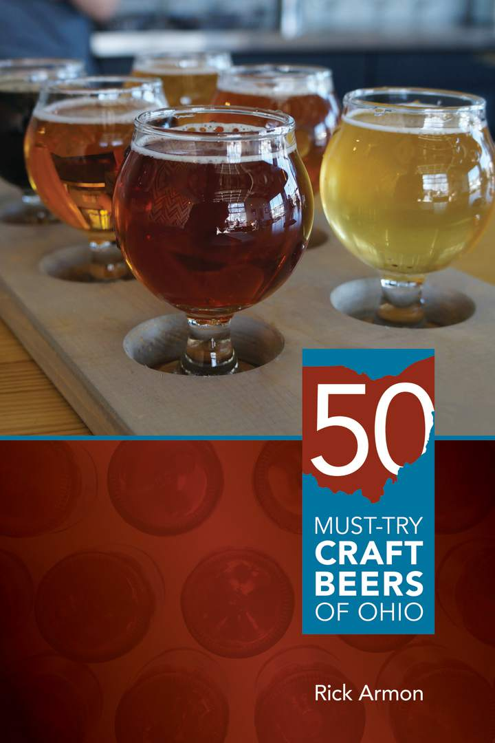 Cover of 'Fifty Must-Try Craft Beers of Ohio'