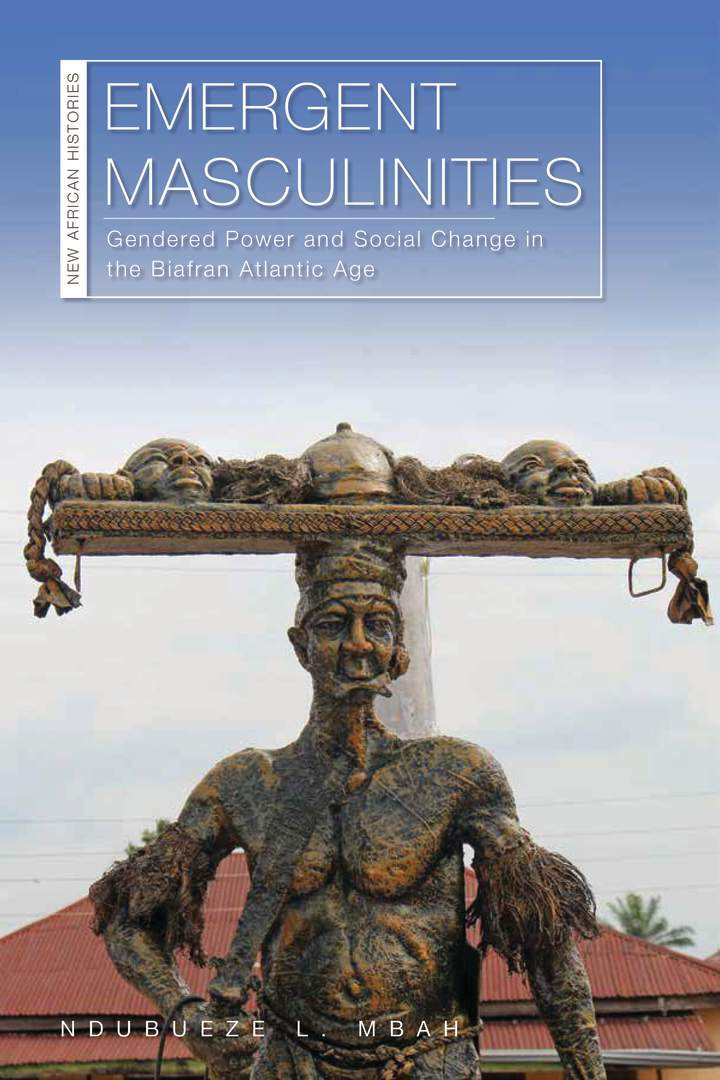 Cover of 'Emergent Masculinities'