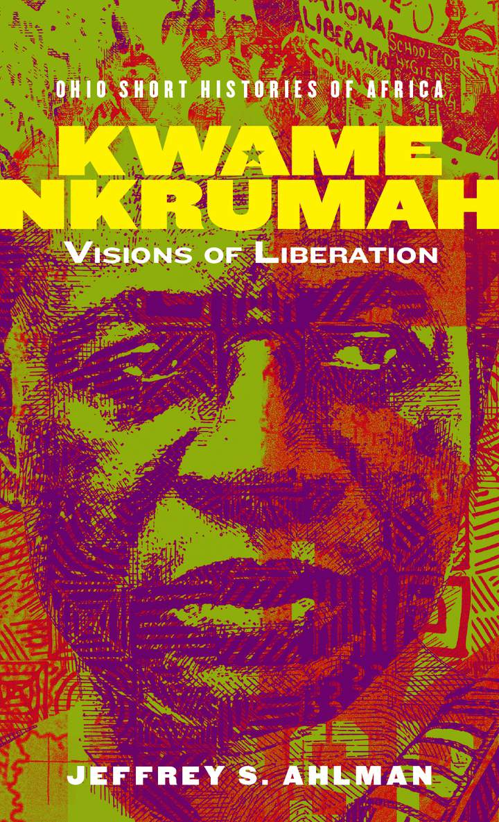 Cover of 'Kwame Nkrumah'