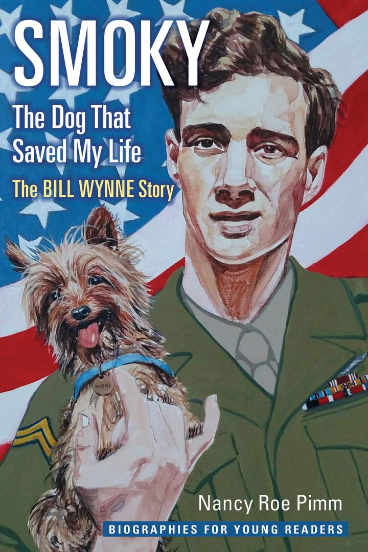 Cover of 'Smoky, the Dog That Saved My Life'