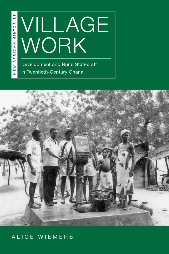 Cover of 'Village Work'